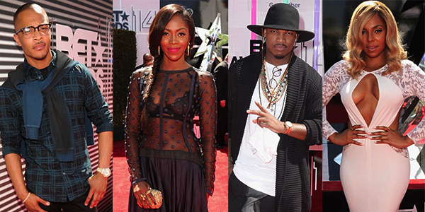 Check out stunning red carpet photos from BET Awards 2014