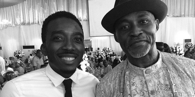 'I worked as Richard Mofe-Damijo's PA for over two years' - Bovi