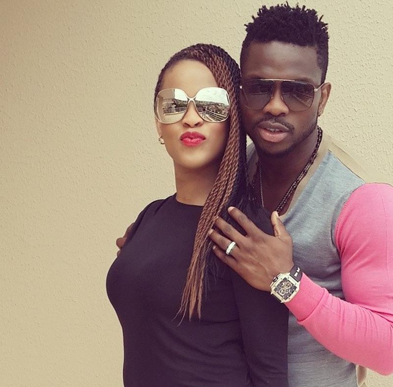 'Marriage is not by force' - Joseph Yobo's wife, Adaeze