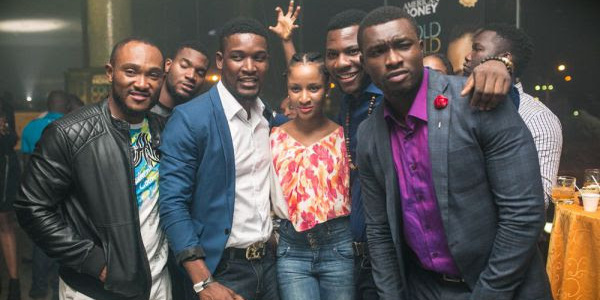 PHOTOS: Praiz, Blossom Chukwujekwu, Joseph Benjamin, others at American Honey's Cold Gold Party!