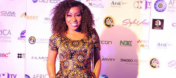 Rita Dominic, Julius Agwu, others for 'Red Walk'