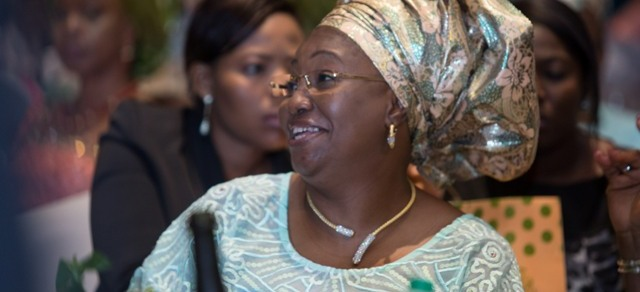 Lagos State's First Lady among Tyme Out with Tee A attendees