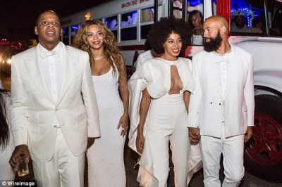 Jay Z Breaks Silence Over Solange Elevator Attack