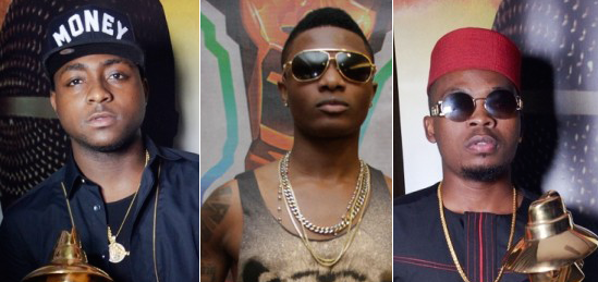 #Headies2015: Olamide, Wizkid lead nominees list