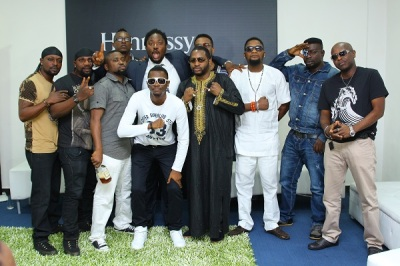 Red Carpet photos from Hennessy Artistry's grand finale