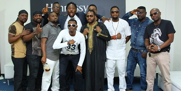 Photos: Celebrities dazzle at 2014 Hennessy Artistry's grand finale