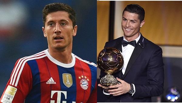 Why Robert Lewandowski regrets voting Cristiano Ronaldo for 2014 Ballon d'Or