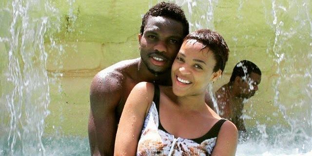 Adaze and Joseph Yobo celebrate 5th wedding anniversary