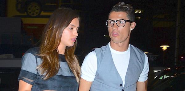 Irina Shayk reportedly splits from Cristiano Ronaldo