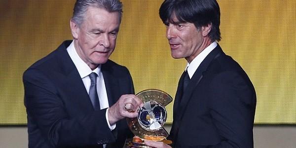 FIFA Ballon d'Or 2014: Joachim Low beats Ancelotti, Simeone to Best Coach award