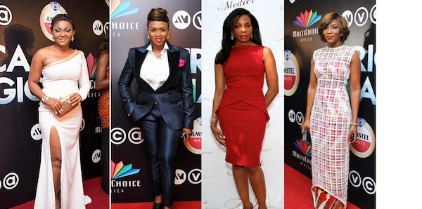 OPINION: Why Nigerian celebs look bad on the red carpet