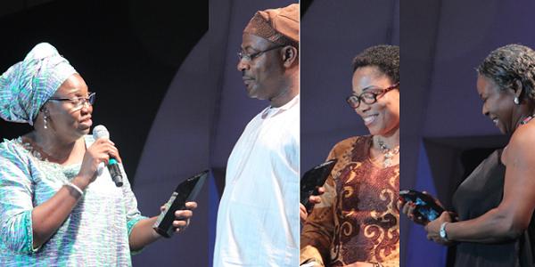 Mike Adenuga, Chioma Ajunwa, Leo Stan Ekeh, others receive awards at Alibaba's January 1st concert