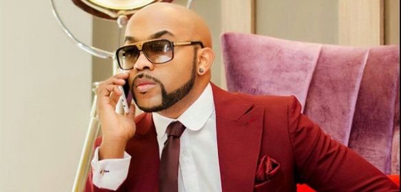 Musician and label exec, Banky W is 34 years old today
