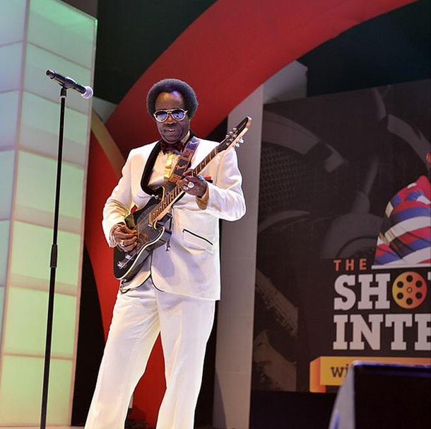 PHOTOS: KSA, Sir Victor Uwaifo, others perform for Jonathan in Lagos