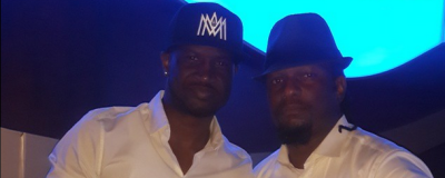 PHOTOS: Psquare, Darey turn up for Mannie's KCA celebrations