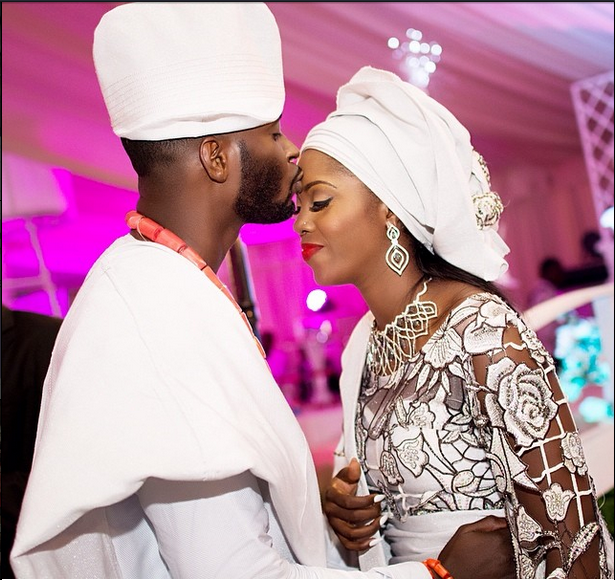 Believe it or not, Tiwa Savage is getting back with Tee Billz