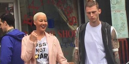 Amber Rose's new boyfriend struggling to cope with her lifestyle