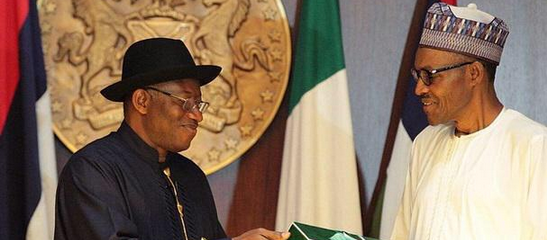 Video: Jonathan hosts Presidential Inauguration dinner to welcome Buhari