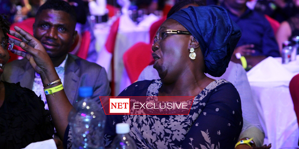 PHOTOS: Abimbola Fashola dances 'Shoki' and 'Yahooze'