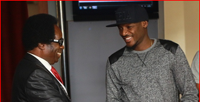 2face and Victor Uwaifo team up for Abuja live concert, 'Eargasm'