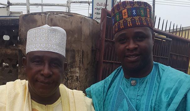 'I owe 85% of my success to my dad, Oga Bello' - Nollywood actor, Femi Adebayo