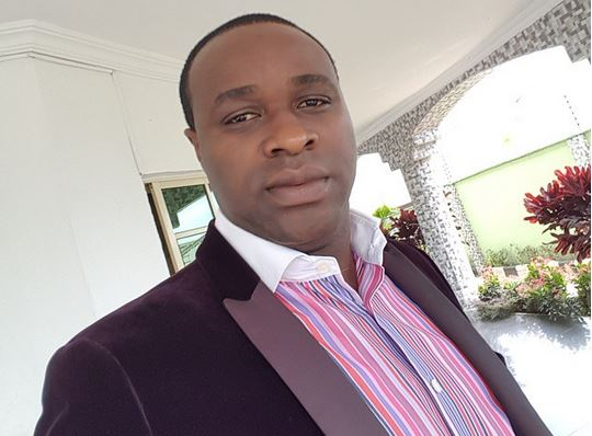 Nollywood actor, Femi Adebayo is a year older today