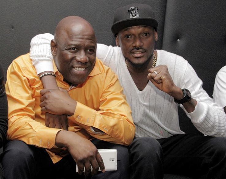 Thank you for coming into my life-2face pays tribute to Kenny Ogungbe on his birthday