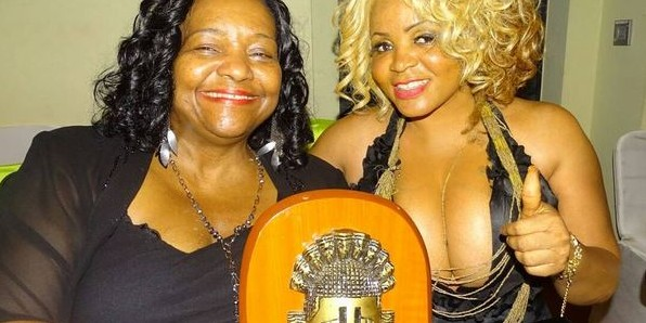 PHOTOS: Cossy Orjiakor receives first international award for being daring
