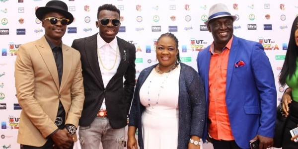 PHOTOS: Abimbola Fashola, Majek Fashek, Sammie Okposo, others attend Tyme Out With Tee-A Concert