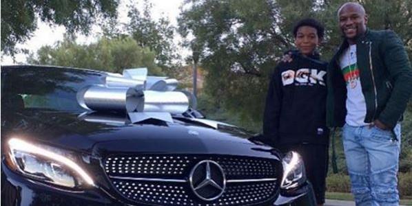 Floyd 'Money' Mayweather acquires N360m luxury vehicle