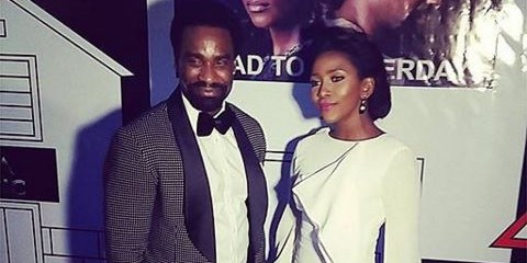 How Nollywood turned up for 'Road to Yesterday' premiere in Lagos