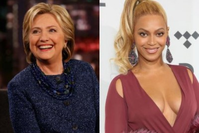 Why Hilary Clinton wants to be the White House's Beyonce
