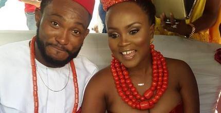 Nollywood actor, Blossom Chukwujekwu holds private wedding