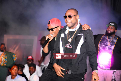 7 ways Wizkid and Davido would easily pass as twins