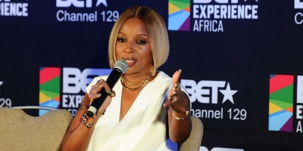 PHOTOS: Mary J Blige, Flavour, Diamond Platnumz, arrive South Africa for BET Experience