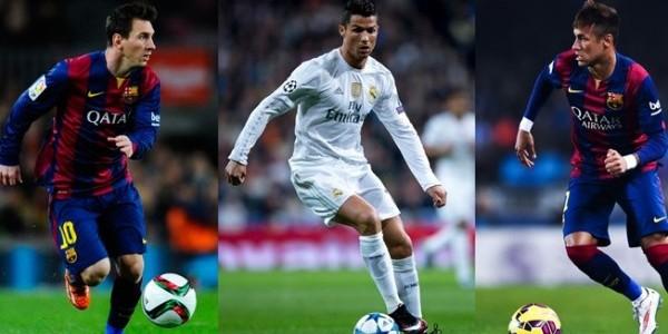 Vardy, Pogba, Ronaldo, Messi make 2016 Ballon d'Or 30-man shortlist