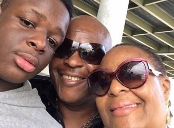 Sir Shina Peters' wife, Sammie survives cancer, returns to Nigeria