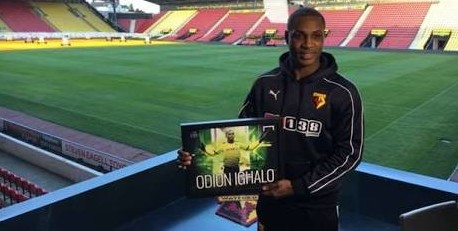 Odion Ighalo beats Victor Osimhen, Obafemi Martins, others to clinch Goal's Nigeria Player of the Year award