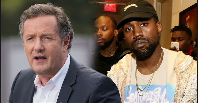 Dear Kanye, stop being such an offensive, misogynist brat - Piers Morgan writes