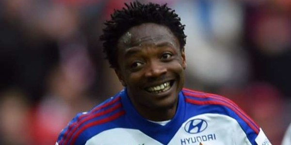 Leicester City insists on signing Nigerian captain, Ahmed Musa