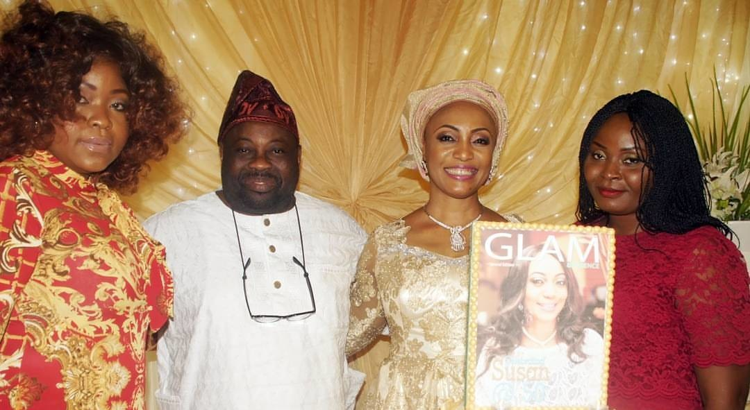 PHOTOS: Dele Momodu, Taiwo Ajai-Lycett, Ireti Doyle, Essence, others attend Susan Eyo-Honesty's 50th birthday party