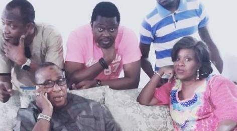 Adebayo Salami, Joke Silva, Yemi Solade, Antar Laniyan, Fathia Balogun star in Malete Film Village's Soap, 'Tangled'