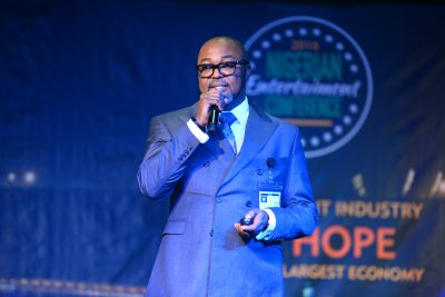 WATCH: John Ugbe Talks About Developing A Thriving Market For The Entertainment Industry At NECLive4