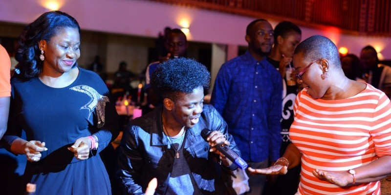 Don't miss the excitement at Sunday's comedy and music concert, ILaffWithMCAbbey