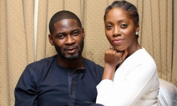 'I got 99 problems and stigma is one' - Tiwa Savage's husband Tee Billz hints at being stigmatised