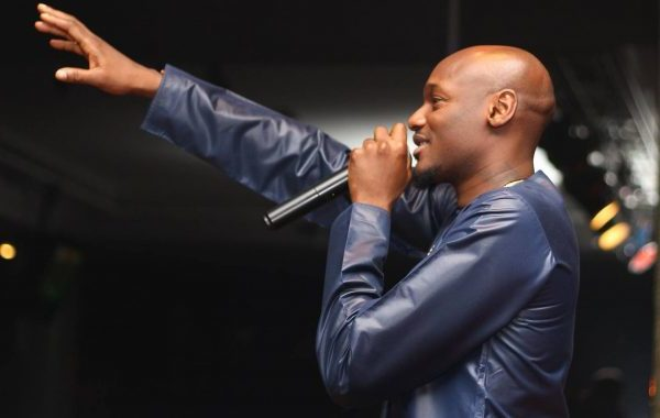 See 2Baba's Hilarious Advice To Men At Last Year's Buckwyld n Breathless