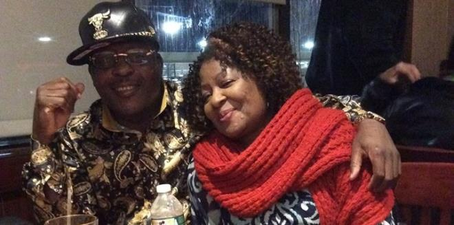You are my heartbeat! Sir Shina Peters' wife, Sammie sends birthday and wedding anniversary shout out to him