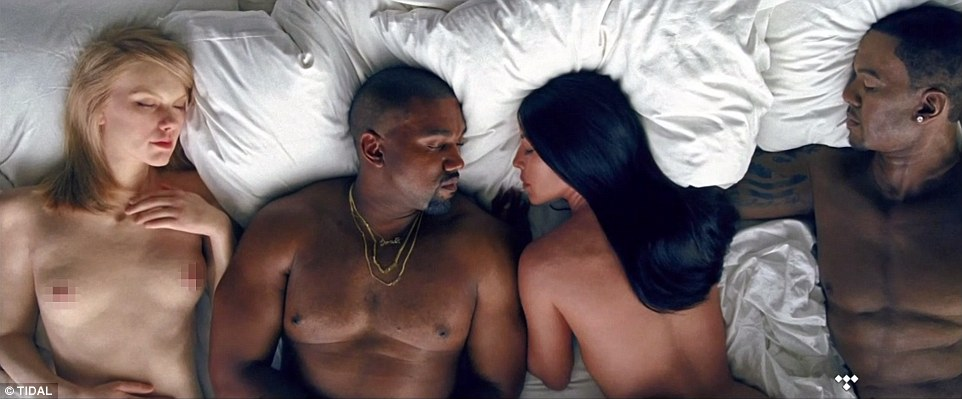 Why I did it - Kanye West explains concept behind controversial 'Famous' video