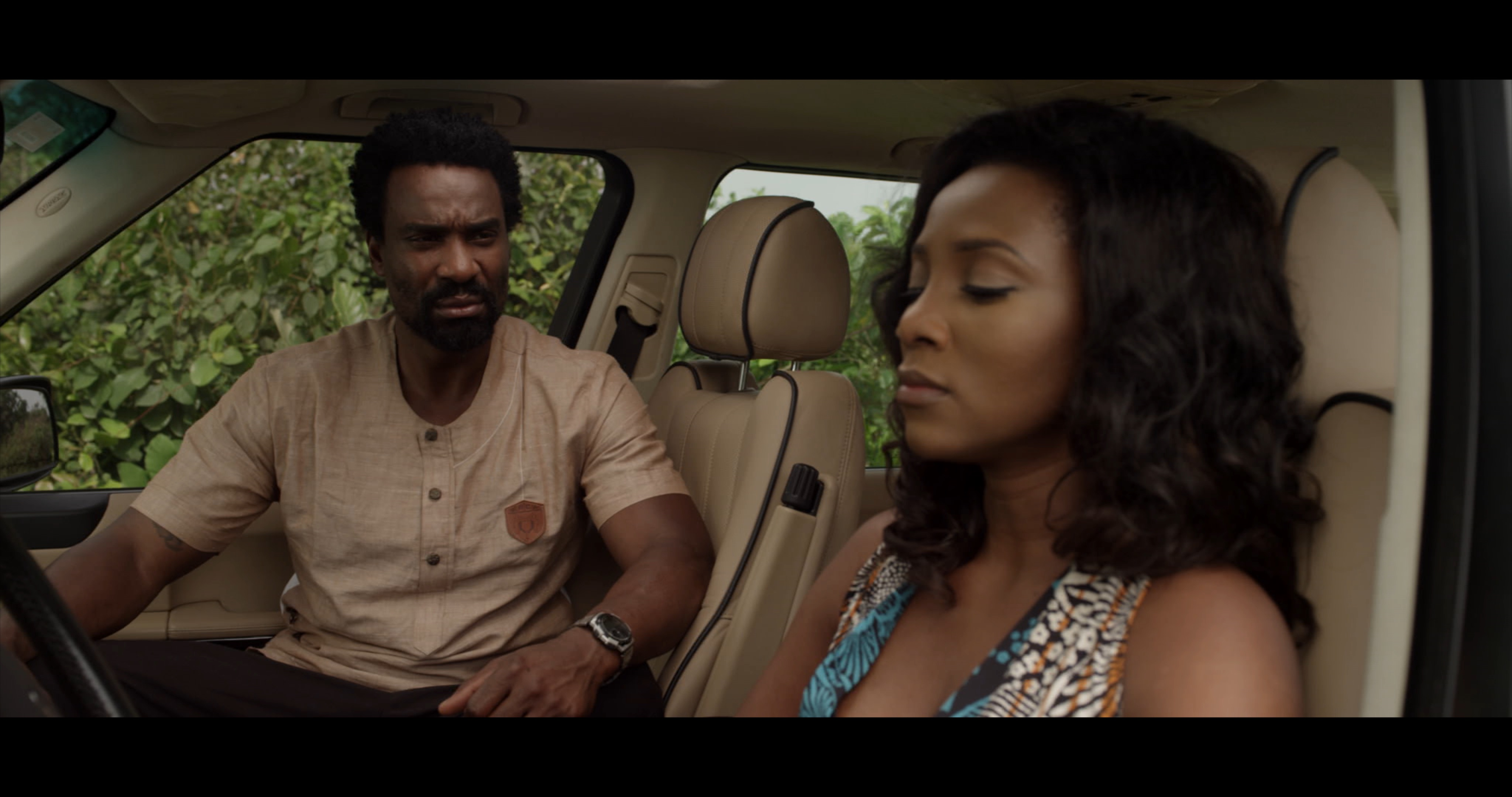 Can you guess the Genevieve Nnaji movie from one scene?