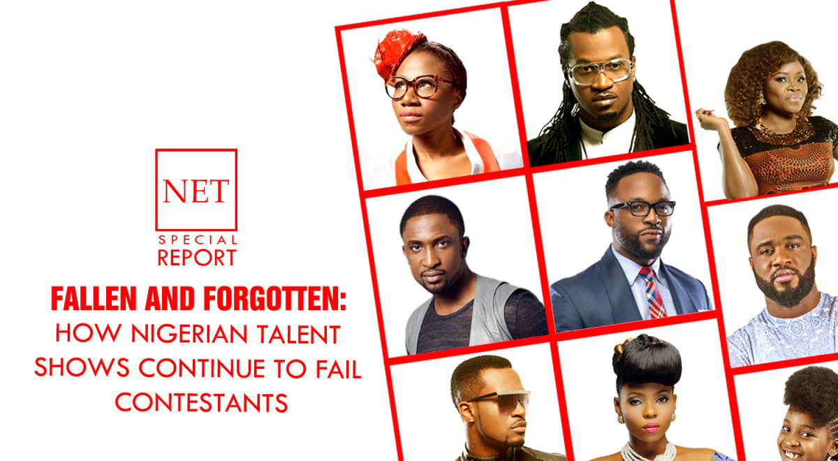 Fallen and Forgotten: How Nigerian Talent Shows Continue To Fail Contestants